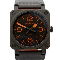 Bell & Ross BR 03-92 Ceramic BR0392-KAO-CE/SCA 2019 new