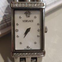 Versace Acier Quartz 62Q99 occasion France, LA CRAU