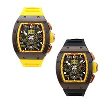 Richard Mille 42mm Automatic RM011 AO RG-TZP-Z/4760 pre-owned