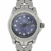 TAG Heuer Link Lady WT131F.BA0558 2000 pre-owned