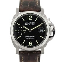 Panerai Luminor Marina Automatic Steel 44mm Black Arabic numerals United States of America, Florida, Boca Raton