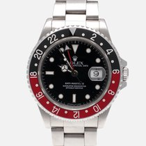 Rolex GMT-Master II Steel 40mm No numerals