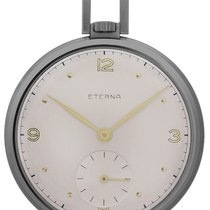 Eterna Mans Pocket Watch Art Deco