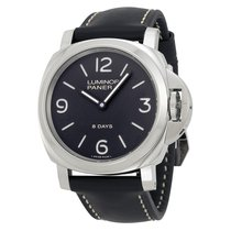 Panerai PAM00560 Luminor Base Steel Men's Watch