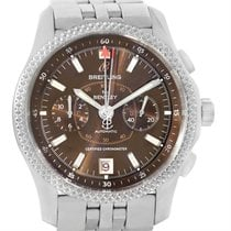 Breitling Bentley Mark VI Steel 43mm Brown