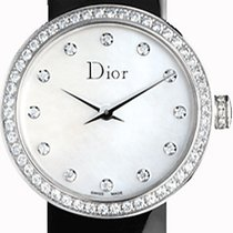 Dior La D De Dior Steel Mother of pearl United States of America, New York, Brooklyn