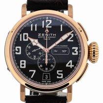 Zenith Pilot Type 20 Annual Calendar nuovo 48mm Oro rosa