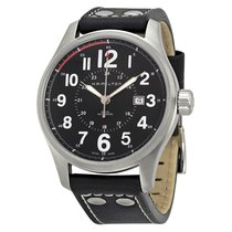 Hamilton Men's H70615733 Khaki Field Officer Auto