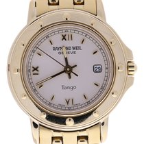 Raymond Weil Tango 5360 28 Millimeters White Dial