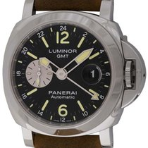 Panerai : Luminor GMT :  PAM 1088 :  Stainless Steel automatic...