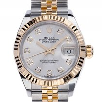 Rolex Datejust Gold Damen
