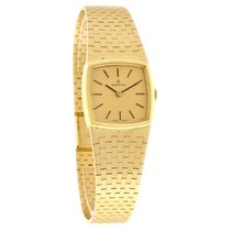 Zenith Vintage Ladies 18K Gold Mechanical Watch