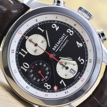 Bremont DH-88/SS 43mm Stainless Steel Chronograph GMT Mens...