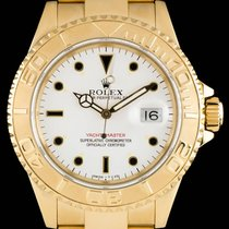 Rolex 16628 Yellow gold Yacht-Master 40mm