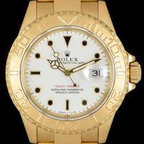 Rolex Yacht-Master Yellow gold 40mm White