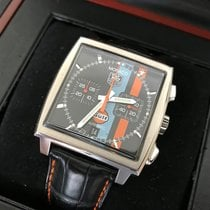 TAG Heuer ++ Monaco GULF Edition ++ Limited ++ FULLPACKAGE