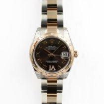Rolex Lady-Datejust Or/Acier 31mmmm