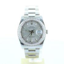 Rolex Datejust diamants