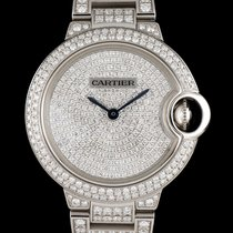 Cartier Ballon Bleu White Gold HPI00562