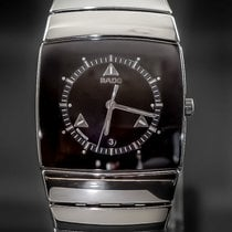 Rado tweedehands Quartz 35mm Zwart Saffierglas