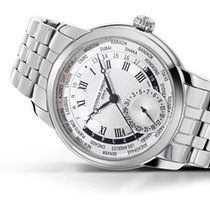 Frederique Constant Manufacture Worldtimer FC-718MC4H6B 2020 new