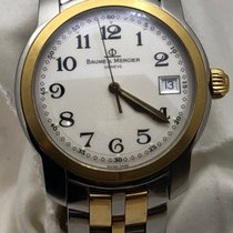 Baume & Mercier Capeland Gold/Steel 37mm United States of America, New York, New York City