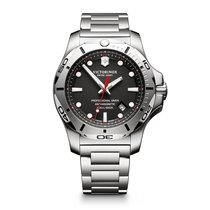 Victorinox Swiss Army Steel 45mm Quartz v241781 new