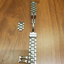 TAG Heuer Bracelet nouveau Acier Argent