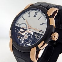 Romain Jerome Otel 44mm Armare manuala RJMAU02705 nou