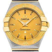 Omega Constellation Quartz 24mm Champán