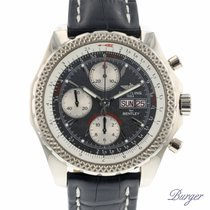 Breitling Bentley GT Oro blanco 45mm Sin cifras