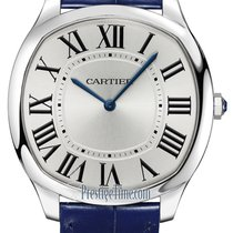 Cartier Drive de Cartier Steel 39mm Silver United States of America, New York, Airmont