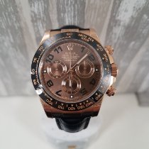 Rolex Daytona occasion 40mm Or rose