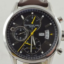 Raymond Weil Steel 39mm Automatic 7730 pre-owned