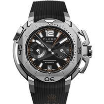 Clerc Hydroscaph L.E. Central Chronograph CHY-117 new