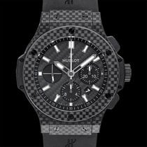 Hublot Big Bang 44 mm Carbon 44mm Black United States of America, California, San Mateo