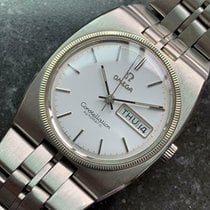 Omega Constellation Day-Date Steel 36mm Silver United States of America, California, Beverly Hills