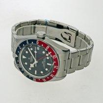 Tudor Chronometer 41mm Automatik 2018 neu Black Bay GMT Schwarz