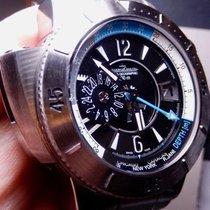 Jaeger-LeCoultre Master Compressor Diving Pro Geographic Titan 46mm Negru