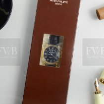 Patek Philippe Yellow gold Automatic Black Roman numerals 36mm new Perpetual Calendar