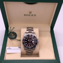 Rolex Submariner Date Steel 40mm Black No numerals United States of America, Illinois, Springfield