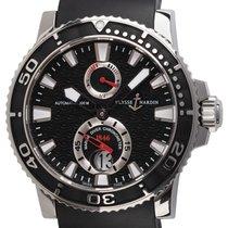 Ulysse Nardin Maxi Marine Diver Steel 43mm Black United States of America, Texas, Austin