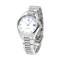 TAG Heuer Carrera Lady Steel 39mm White