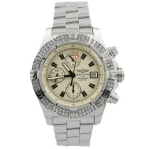 Breitling Avenger Skyland Steel 45mm Silver Arabic numerals United States of America, California, Fullerton