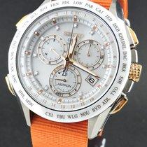 Seiko Astron GPS Solar Chronograph Titanium 45mm