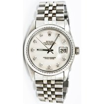 Rolex Datejust 16030 pre-owned