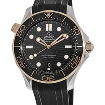Omega Seamaster Diver 300 M 210.22.42.20.01.002 new