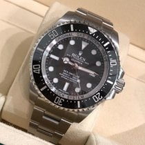 Rolex Sea-Dweller Deepsea 116660 2014 новые