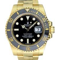 Rolex Submariner Date 40mm Siyah