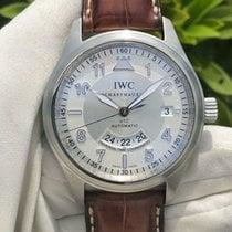 IWC Pilot Spitfire UTC Steel 39mm Silver